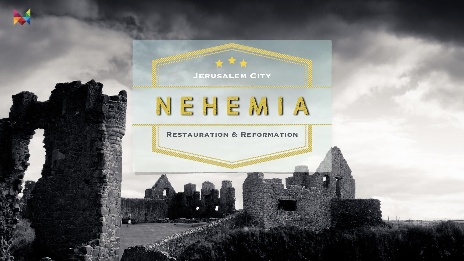 Nehemia. 06 Ein Blick unter die Oberfläche