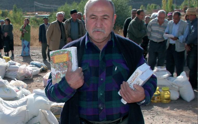 Nothilfe für Christen im Irak