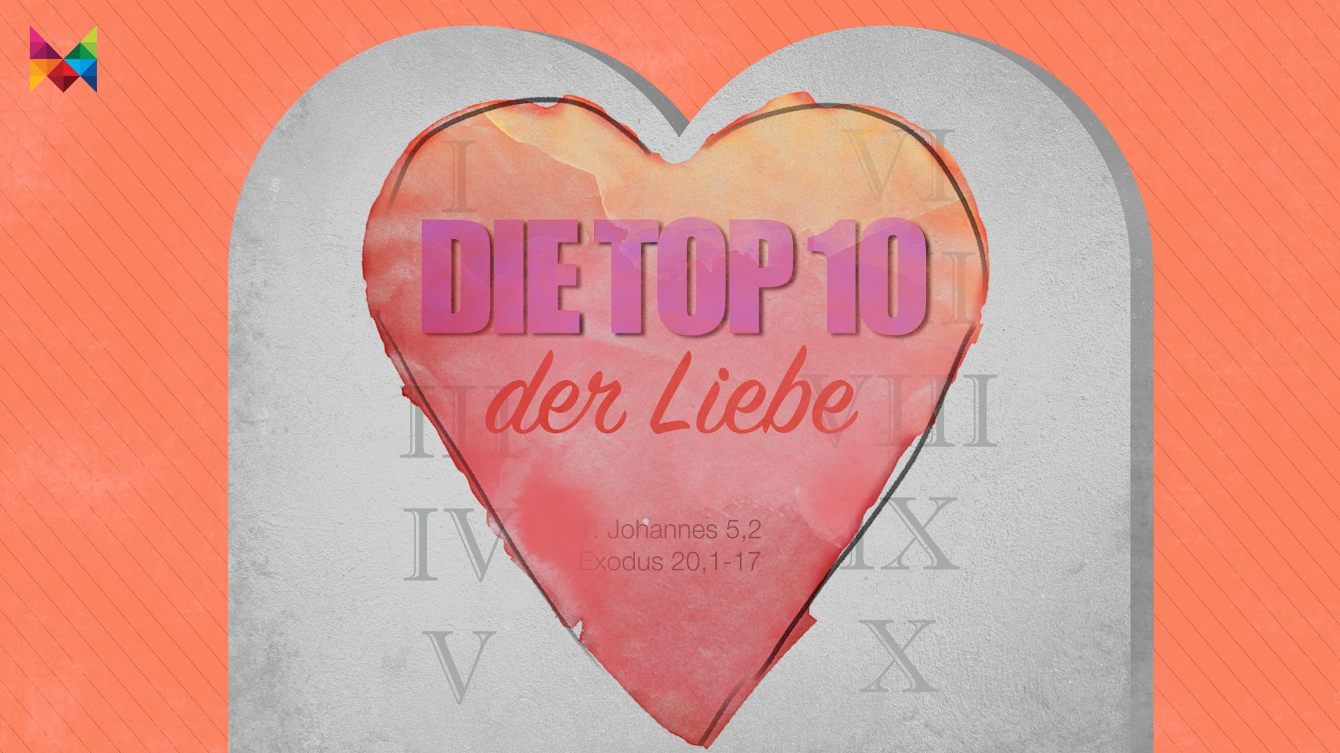 Die Top 10 der Liebe. Dein Kampf gegen Sünde
