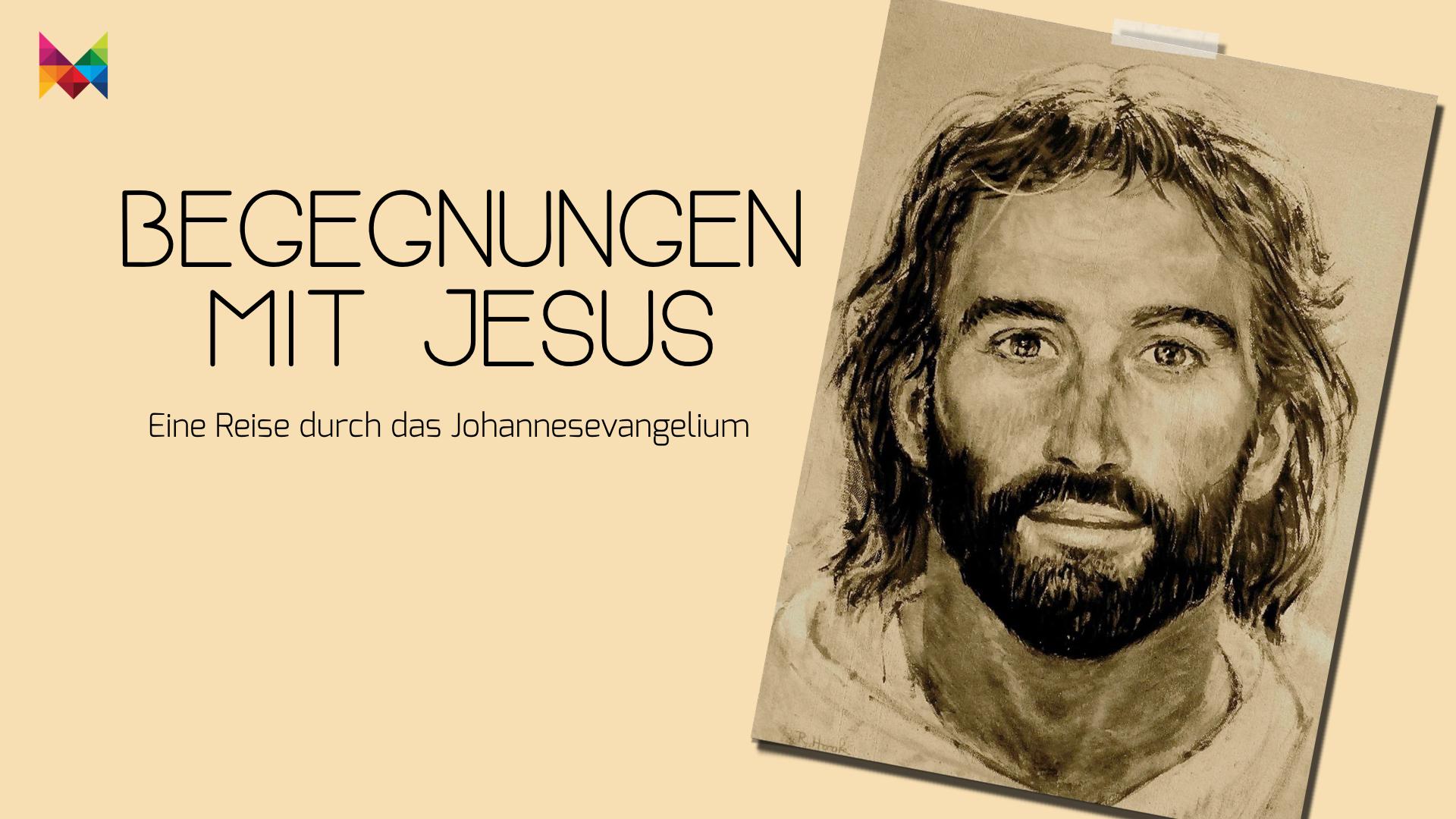 Begegnungen mit Jesus. Der Duft kostbarer Liebe
