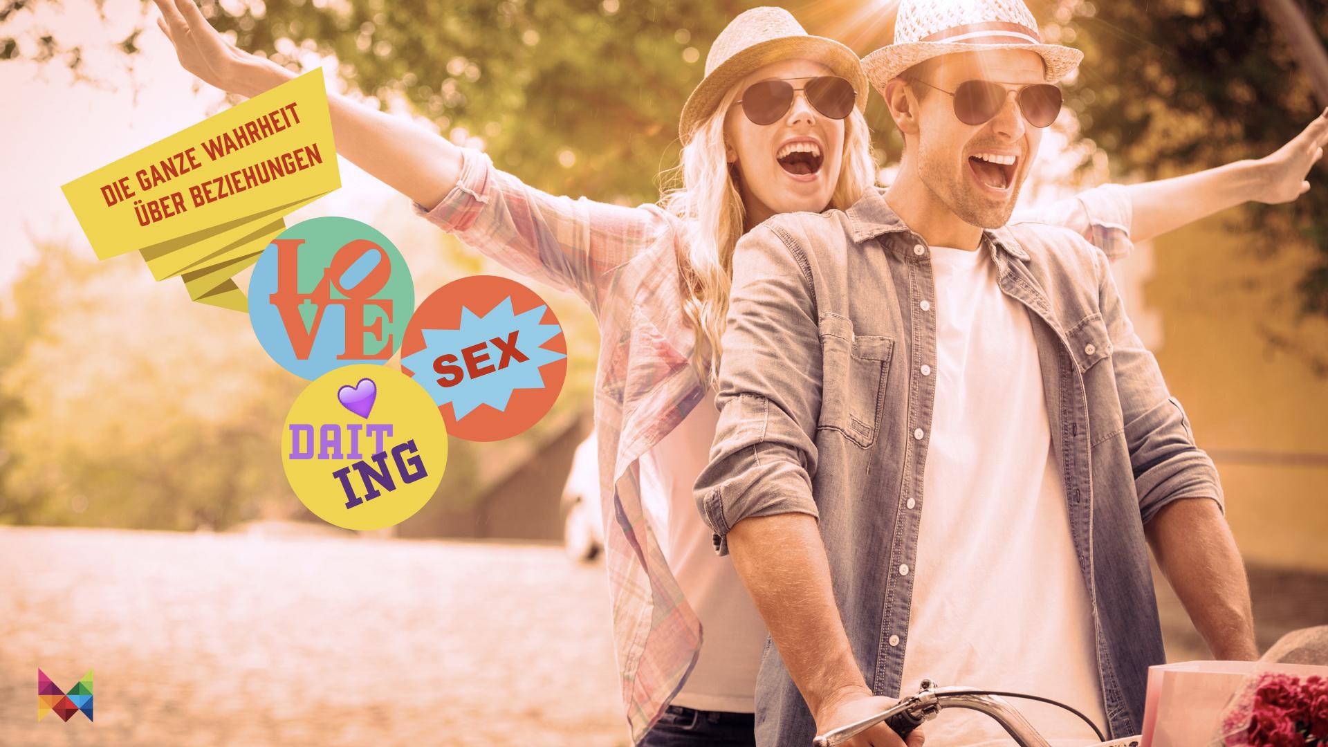 Love, Sex, Dating – die ganze Wahrheit über Beziehungen. 01 Wie Google ich den Partner fürs Leben?
