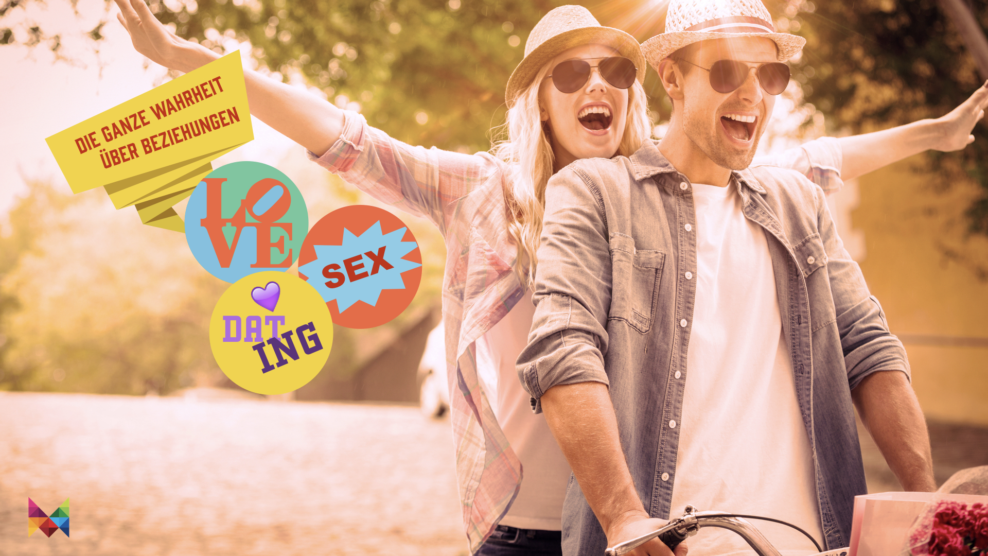 Love, Sex, Dating – die ganze Wahrheit über Beziehungen. 02 Wie fahre ich eine Beziehung vor die Wand?