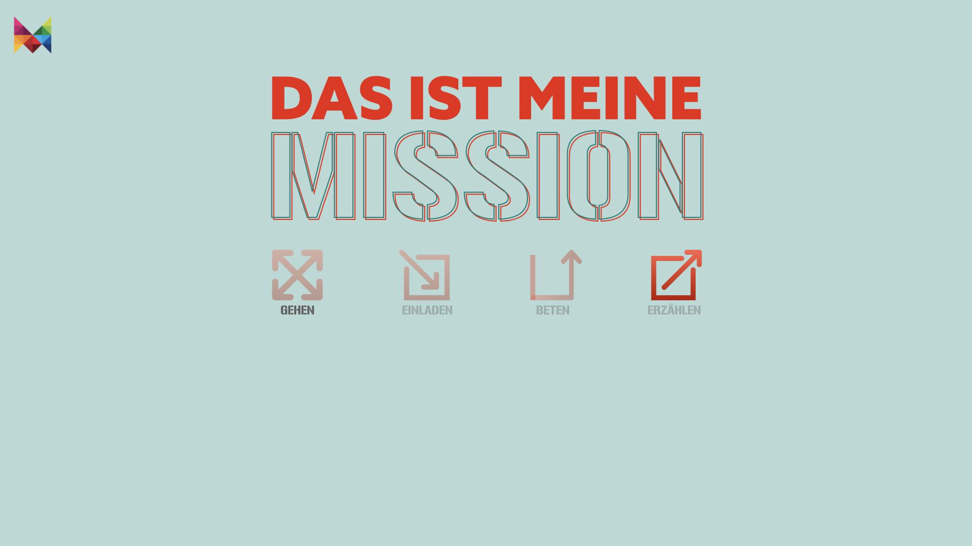 Meine Mission: Erzählen